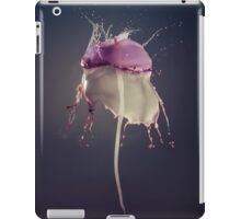 Vanilla and blueberry iPad Case/Skin