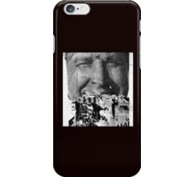 Poster Archaeology 24 iPhone Case/Skin