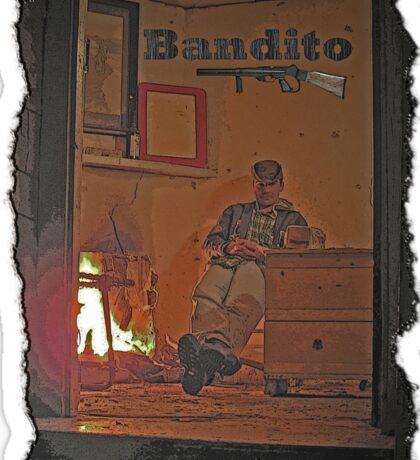 Bandito Sticker