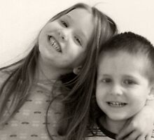 Brotherly Sisterly Love by R&PChristianDesign &Photography