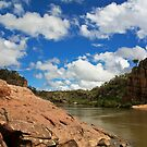 Katherine Gorge by Nickolay Stanev