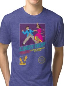 Dance Dance Retro-lution Tri-blend T-Shirt