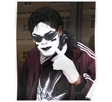 A Mime  Poster