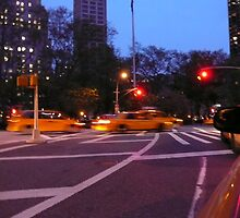 New York City Cabs by JessH