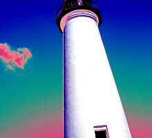 Rainbow Lighthouse by Cheyenne