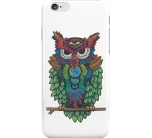 Cosmic Owl iPhone Case/Skin
