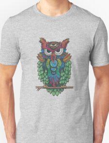Cosmic Owl T-Shirt
