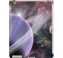 Rings of Amethyst  iPad Case/Skin