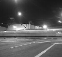 Trolley_bNw by K Y R S T I E  kyle Photography