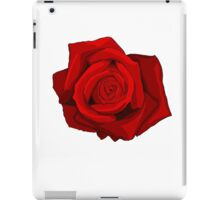 Red Tattoo Roses iPad Case/Skin