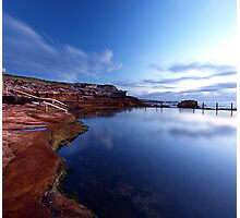 Maroubra Magic - Maroubra, NSW Photographic Print