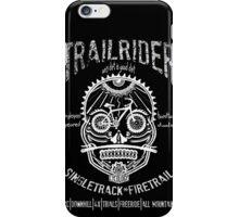 Trailrider iPhone Case/Skin