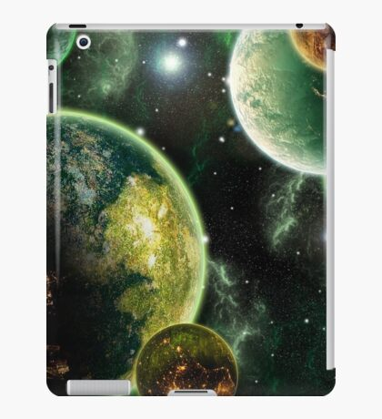 Eco Friendly  iPad Case/Skin