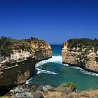 Loch Ard Gorge - The Great Ocean Road by MoonlightJo