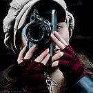The Photographer B by FuriousEnnui