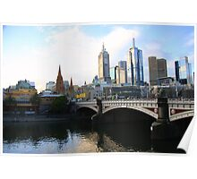 Princess Bridge 1888 to 2008! Poster
