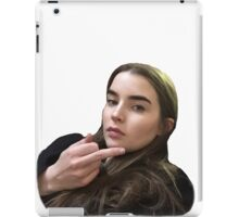 Ali Michael Babe iPad Case/Skin