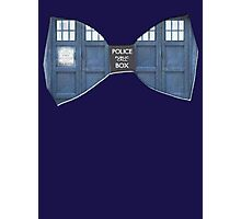 """""""Bow Ties ARE Cool."""" - Dr. Who (Bow tie image only) Photographic Print"""