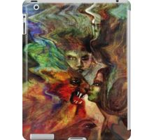 Kissing the Beast iPad Case/Skin