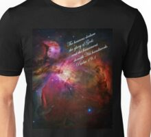 The Orion Nebula Declares! Unisex T-Shirt