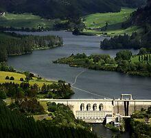 Hydro Power. by Cathryn Swanson
