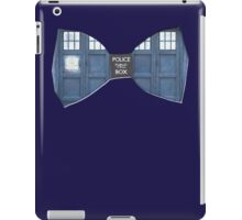 """""""Bow Ties ARE Cool."""" - Dr. Who (Bow tie image only) iPad Case/Skin"""