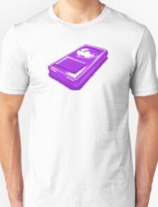 Purple Ipod Unisex T-Shirt