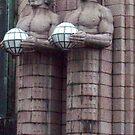 The Stone men by Alan Hogan