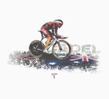 CADEL, LE TOUR DE FRANCE by Eamon Fitzpatrick