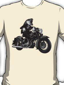 Biker Bugs Bunny T-Shirt