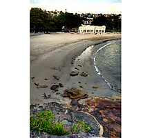 Perfection - Balmoral Beach - The HDR Series Photographic Print