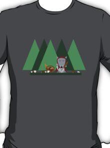 wolf picnic T-Shirt