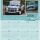 CALENDER 09  by TIMKIELY