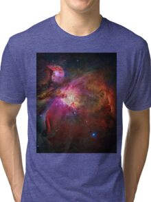 Orion Nebula Tri-blend T-Shirt