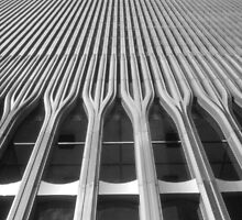 World Trade Center by Angus Russell