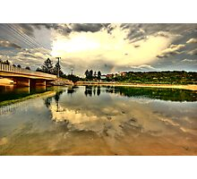 Captured Reflections - Narrabeen Lakes - The HDR Series Photographic Print