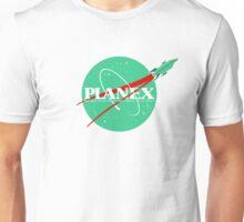 PLANEX alternate color Unisex T-Shirt