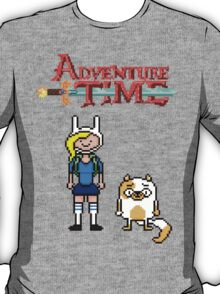 ADVENTURE TIME WITH FIONNA AND CAKE  T-Shirt