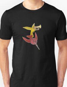 M Blackwell - Two Birds... Unisex T-Shirt