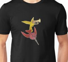 M Blackwell - Two Birds... Unisex T-Shirt