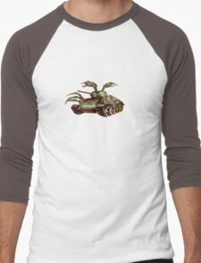 M Blackwell - SeaTank... Men's Baseball ¾ T-Shirt