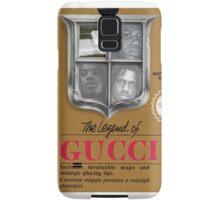 Legend of Gucci Samsung Galaxy Case/Skin