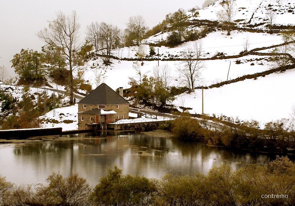 Lago del Valle (Somiedo) by contremo