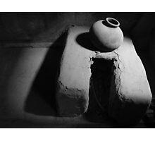 Kitchen Pottery Nawarlgarh Photographic Print