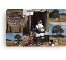 NSW Mail Canvas Print