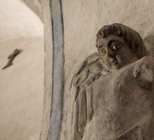 Desecrated Angel by JWStovall