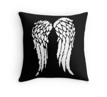 The Archer's Wings Throw Pillow