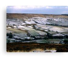 View Across Rosedale Canvas Print