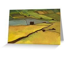 Dingle Fields Greeting Card