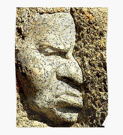 Granite Man Poster